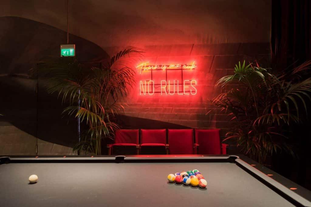 Billiard Lounge by DesignByGemini studio