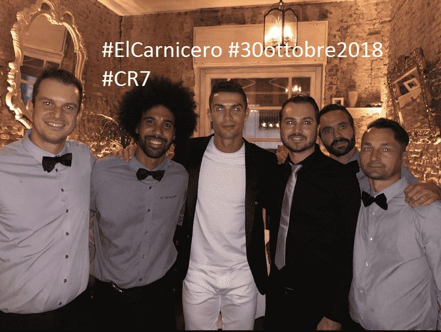 CR7 EL CARNICERO
